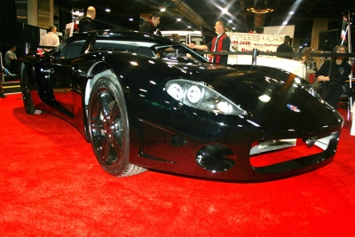 GTM Factory Five at Auto Show